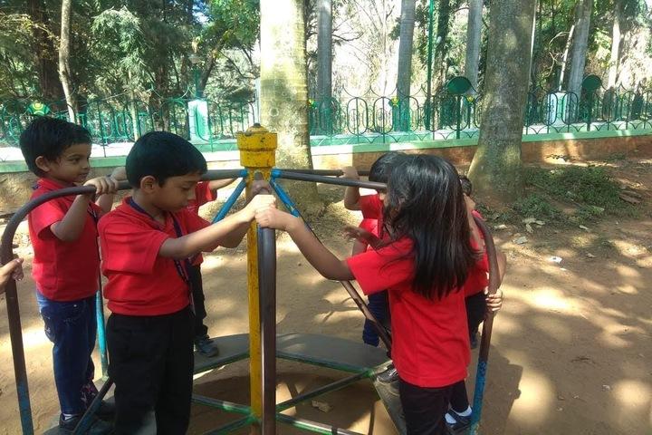 Aavishkar Academy-Play Area