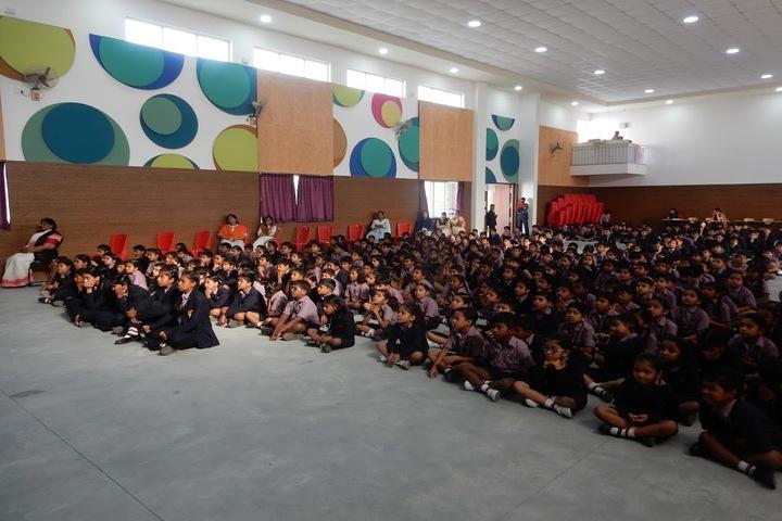 Aavishkar Academy-Students