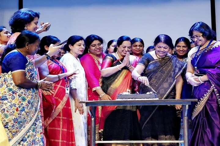 Aavishkar Academy-Teachers Day Celebration