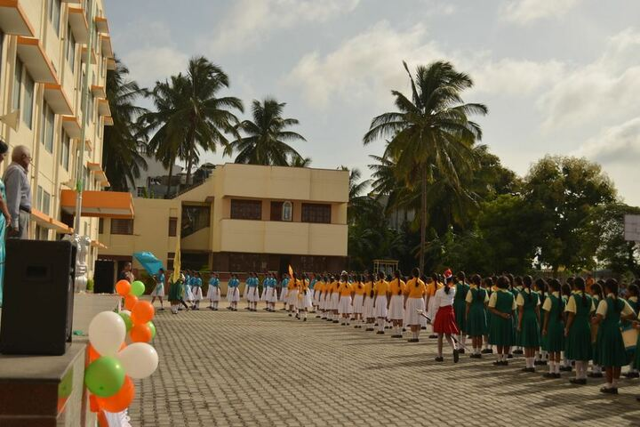 Mary Immaculate School-Independence Day Celebration
