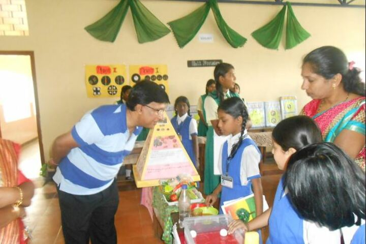 Mary Immaculate School-Science Exhibition