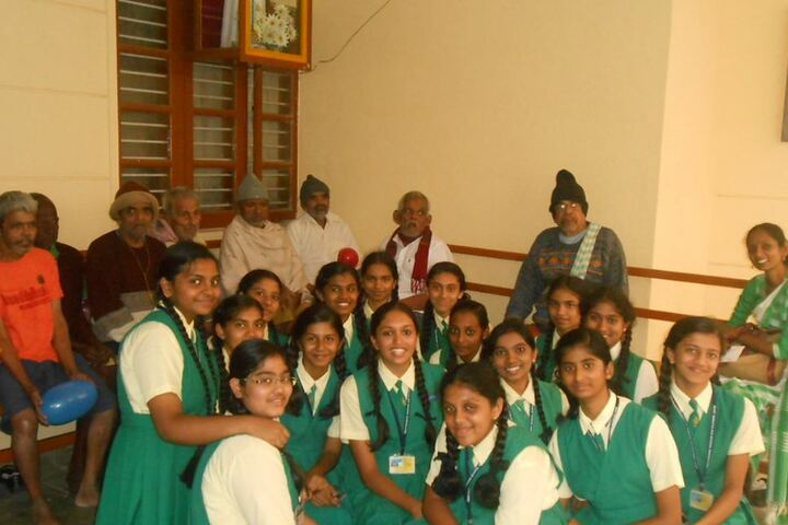 Mary Immaculate School-Social Service