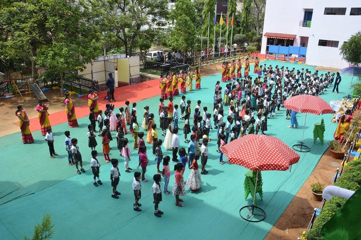 Aryan Presidency School-Activity