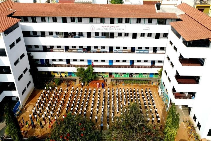 Aryan Presidency School-School Campus