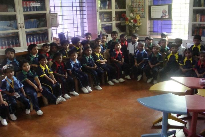Aryan Presidency School-Students