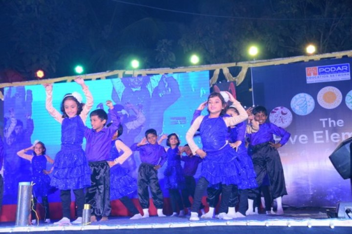 Podar International School-Annual Day Celebration