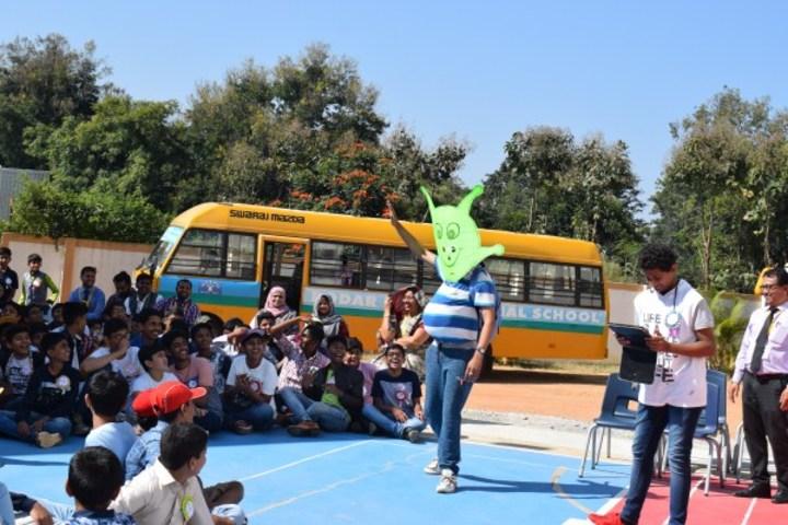 Podar International School-Childrens Day Celebration