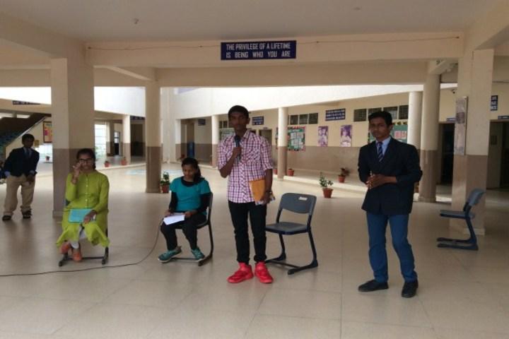 Podar International School-Drama