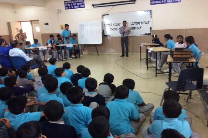 Podar International School-Quiz Competition