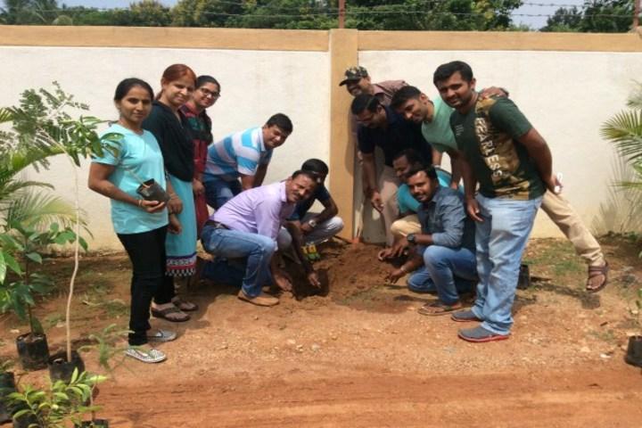 Podar International School-World Environment Day