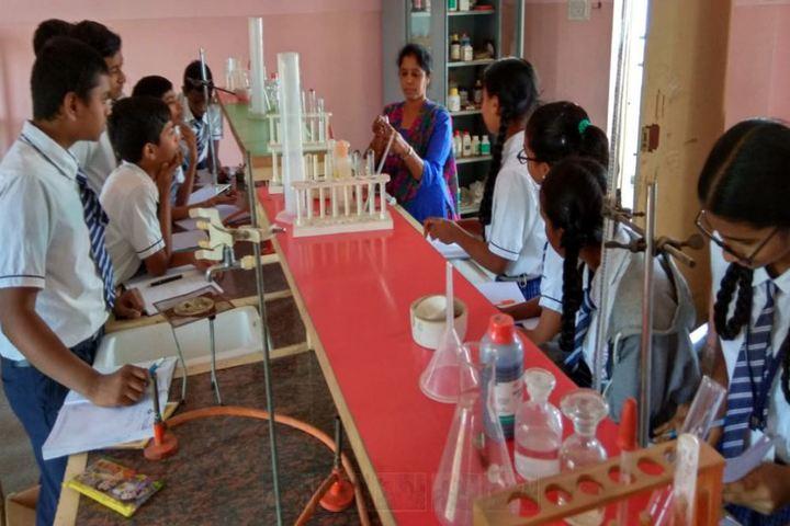 New Baldwin School-Chemistry Lab