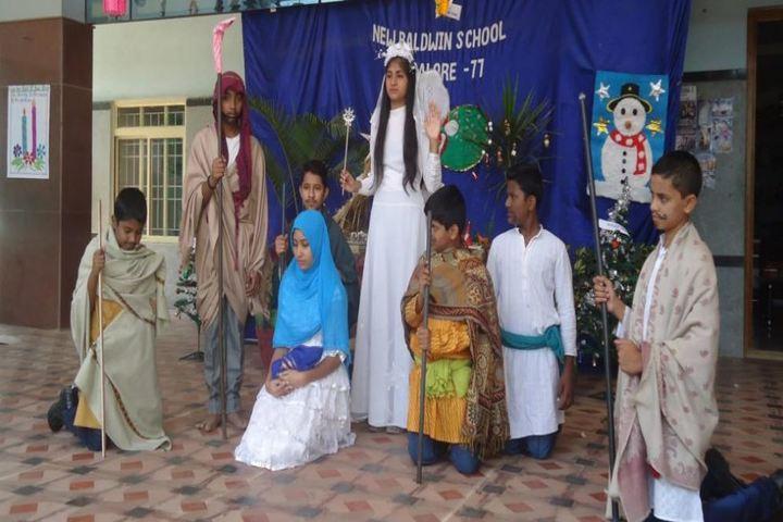 New Baldwin School-Christmas Celebration