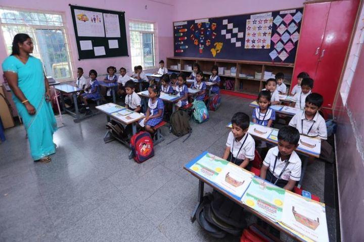 New Baldwin School-Class Room