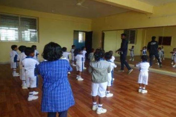 New Baldwin School-Dance Class