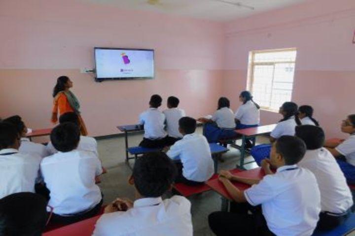 New Baldwin School-Digital Class Room