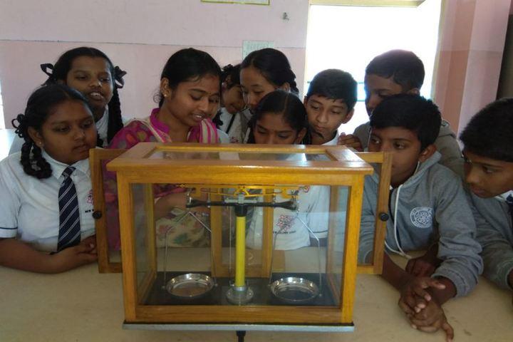 New Baldwin School-Physics Lab