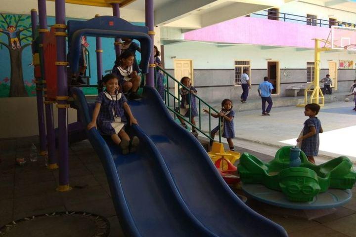 New Baldwin School-Play Area