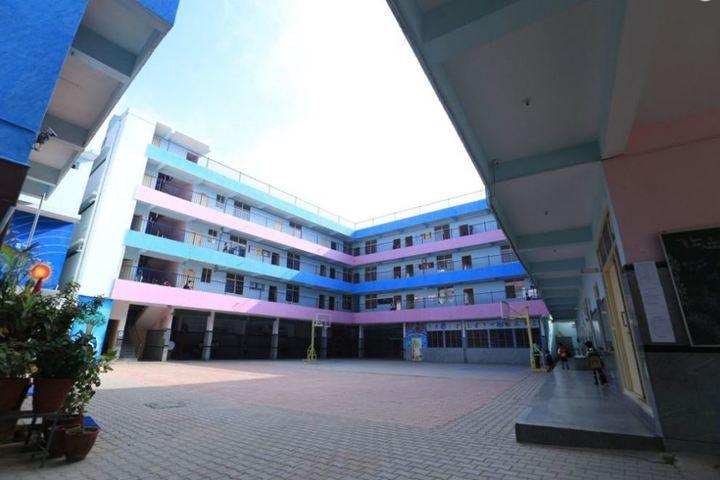 New Baldwin School-School Campus