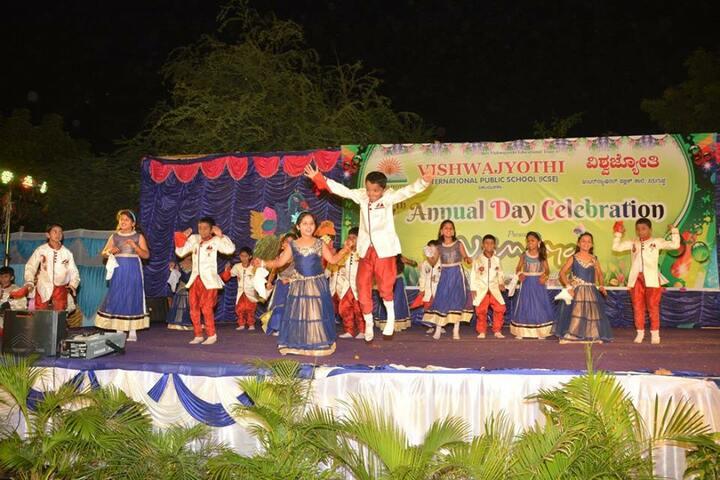 Vishwajyothi International Public School-Annual Day Celebration
