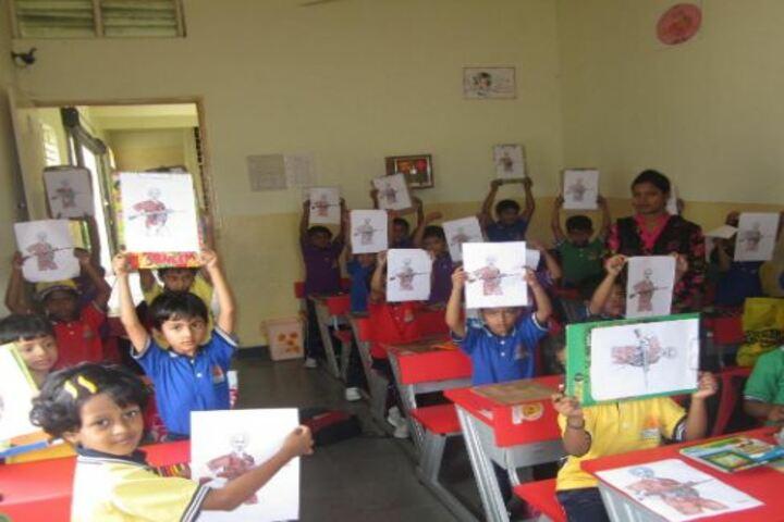 Vishwajyothi International Public School-Art