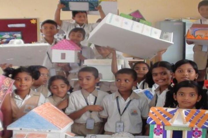 Vishwajyothi International Public School-Craft