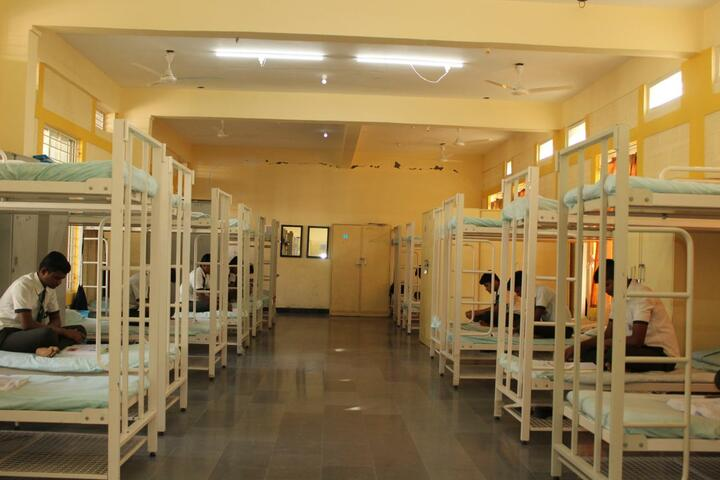 Vishwajyothi International Public School-Hostel For Boys