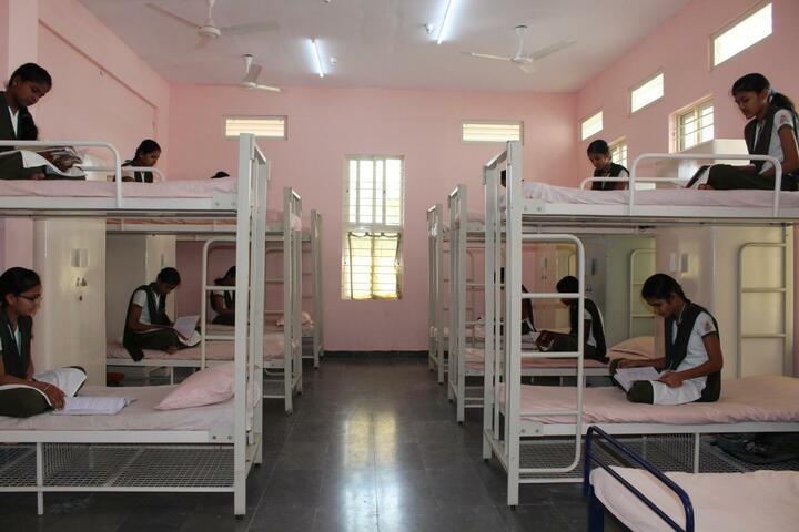 Vishwajyothi International Public School -Hostel For Girls