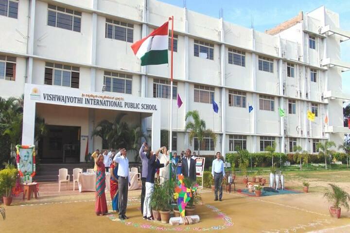 Vishwajyothi International Public School-Independence Day