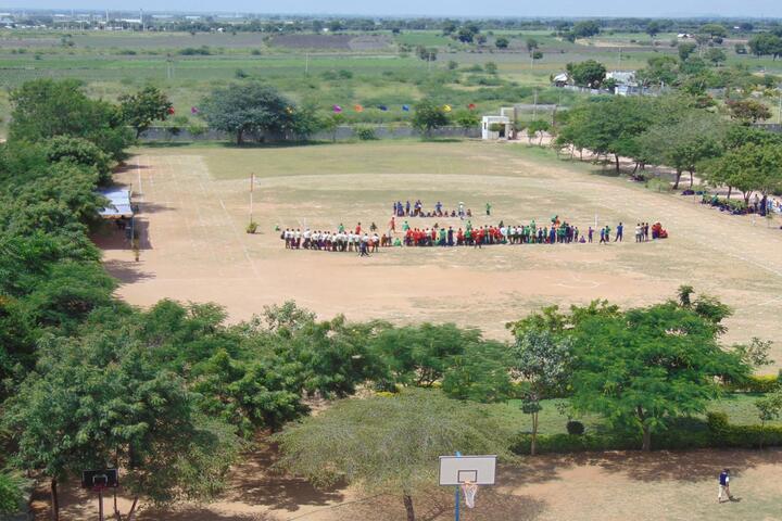 Vishwajyothi International Public School-Play Ground
