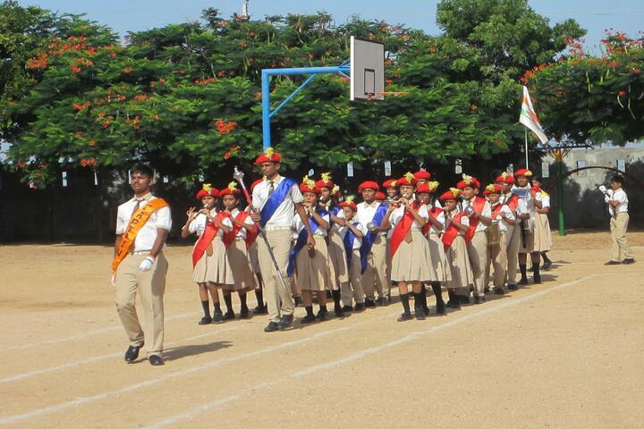 Vishwajyothi International Public School-School Band
