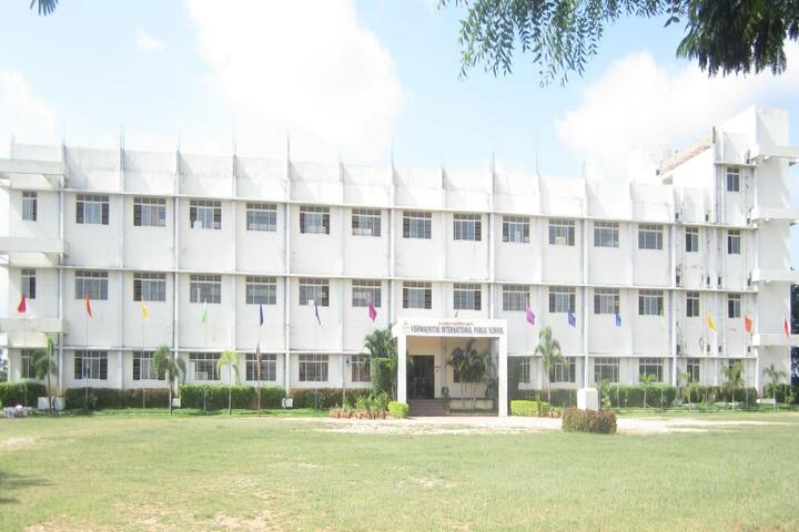 Vishwajyothi International Public School-School Building