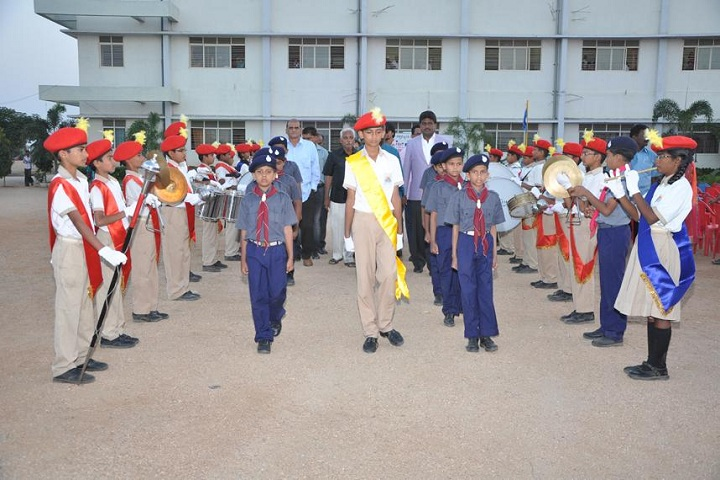 Vishwajyothi International Public School-Scouts And Guides