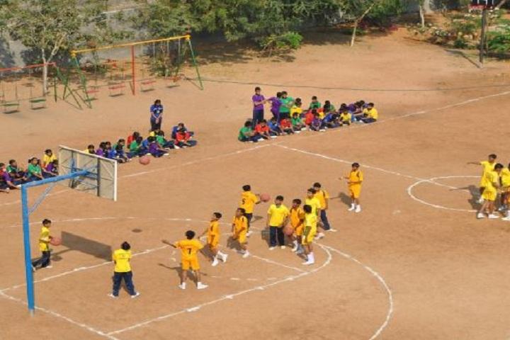 Vishwajyothi International Public School-Sports