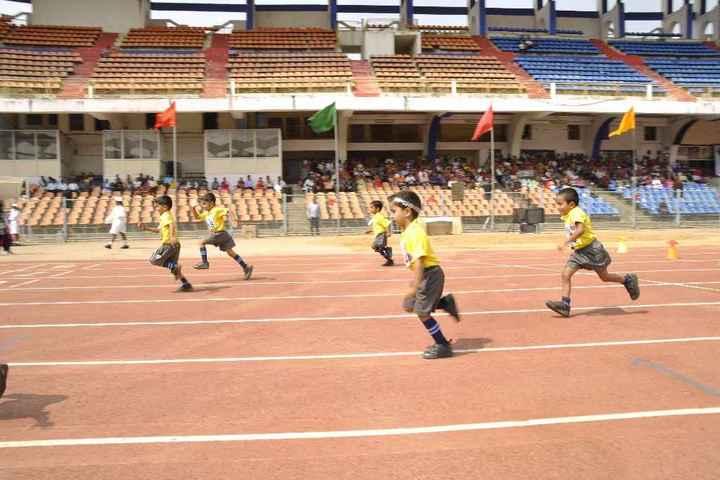 United International School-Annual Sports Meet