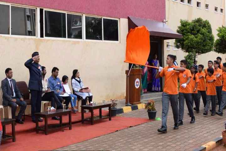 United International School-Independence Day