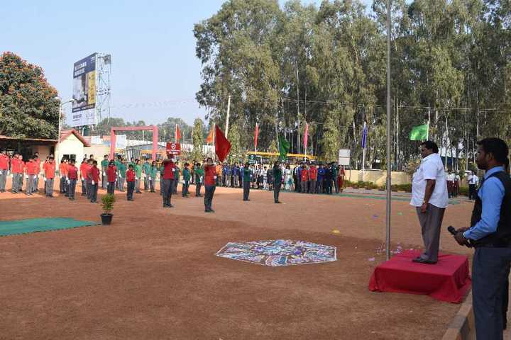 United International School-Republic Day
