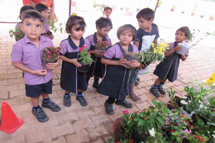 United International School-World Environment Day