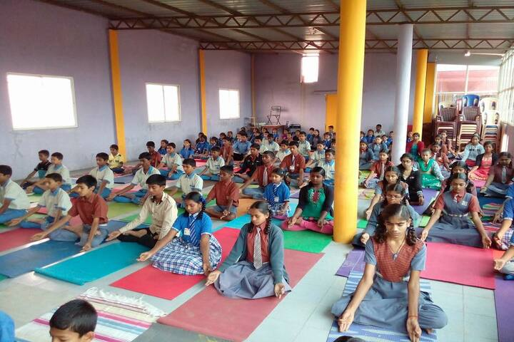 Oxford Public School-Yoga