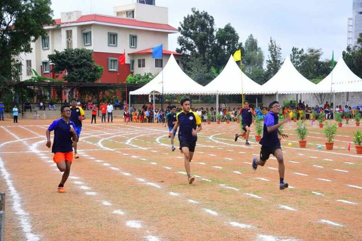 St Patricks Academy-Annual Sports Meet