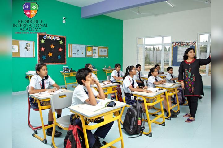 Redbridge International Academy - Classroom View
