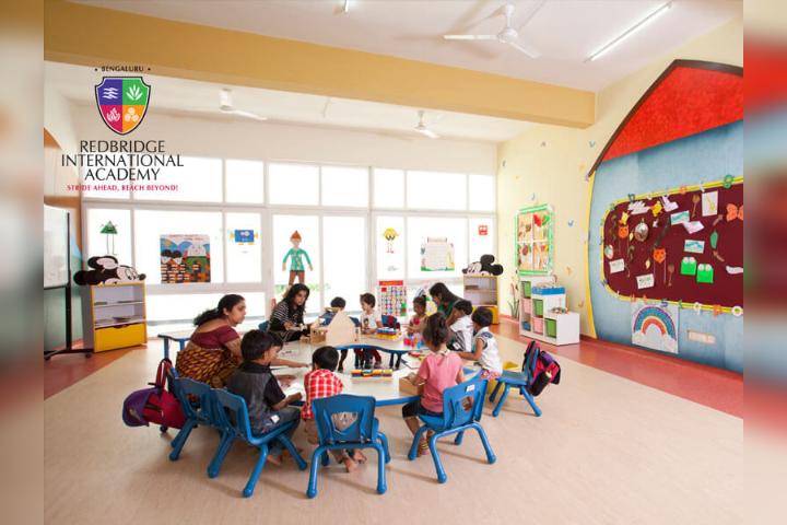 Redbridge International Academy - Primary Classroom View