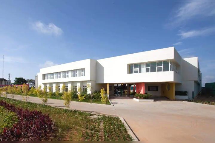 Redbridge International Academy - School Campus