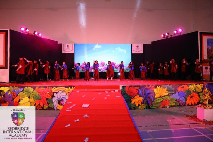 Redbridge International Academy - Annual Day Fuction