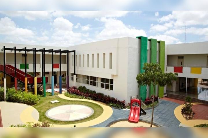 Redbridge International Academy - School Building