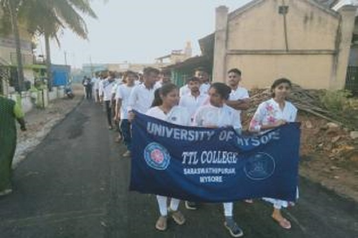 TTL Pre-University Independent College-Rally