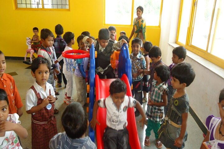 Bhoomi Public School-Play Area