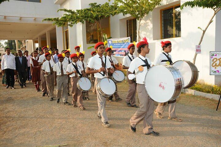 Bhoomi Public School-School Band