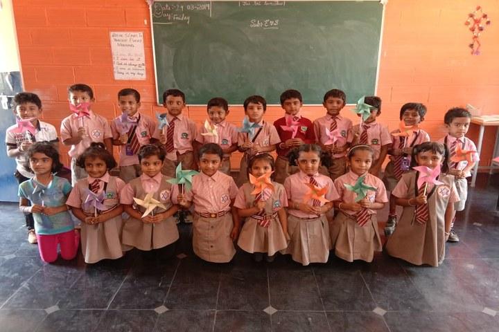 B G S Model Public School Mandya-Art And Craft