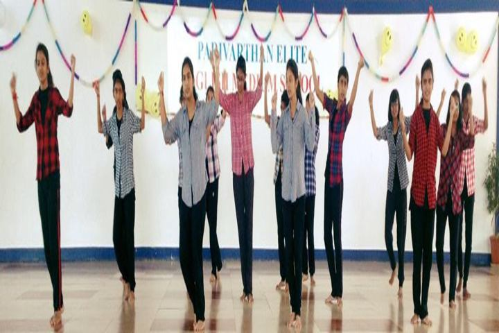 Parivarthan Elite Residential School-Dance