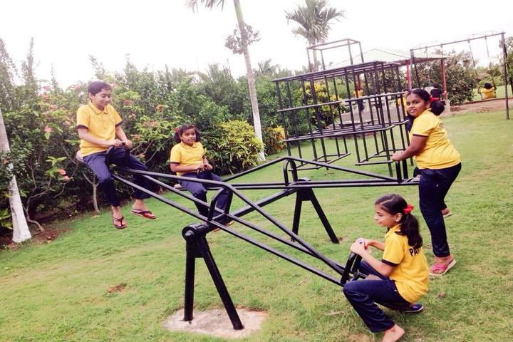 Parivarthan Elite Residential School-Play Area